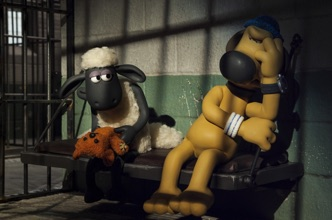 © 2014 Aardman Animations Ltd and Studio Canal S.A.