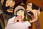 Tokyo Godfathers - källa: Sony Pictures